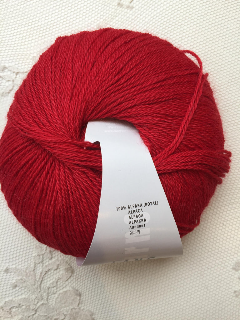 Lang Yarns Royal Alpaca 60