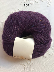 Rowan Felted Tweed 151 Bilberry