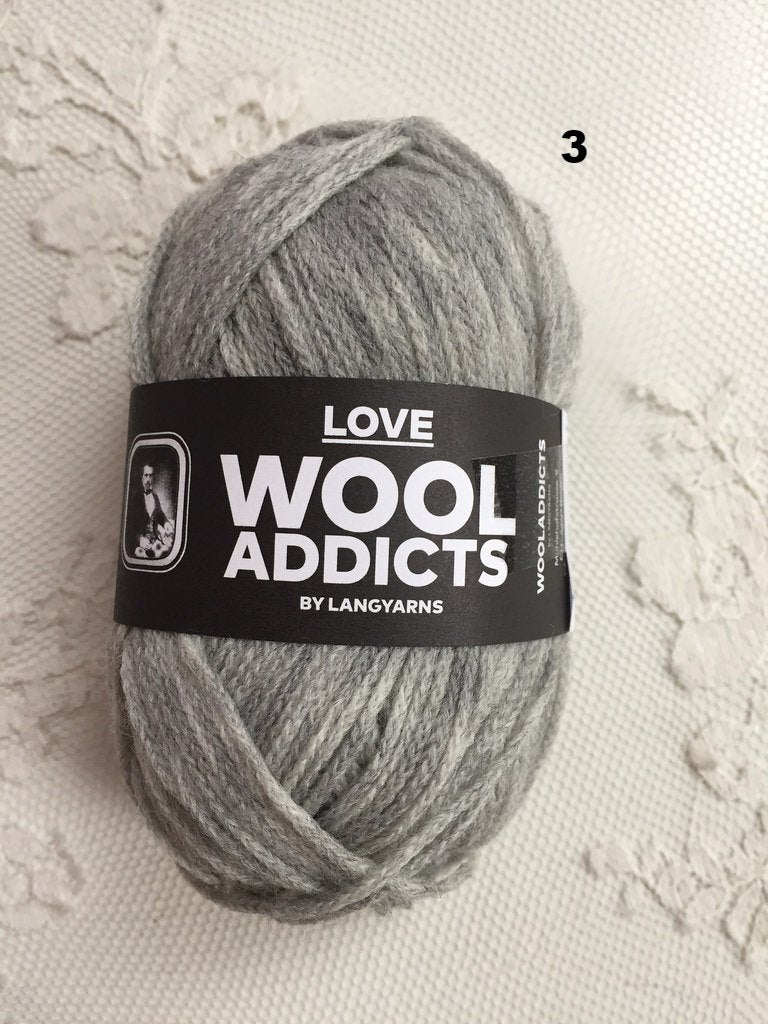 Wool Addict Love 3