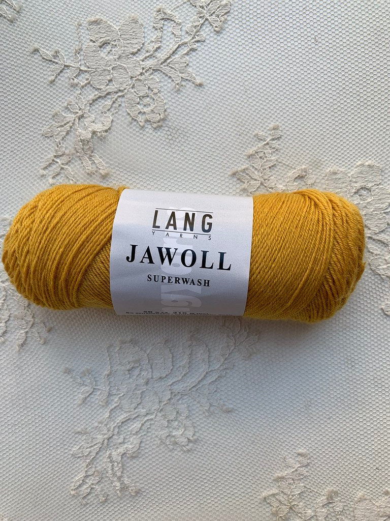 Lang Yarns Jawoll Supewash 250
