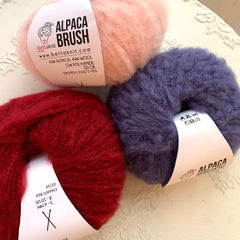 Bettaknit Alpaca Brush