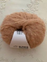 Bettaknit Alpaca Brush Caramel