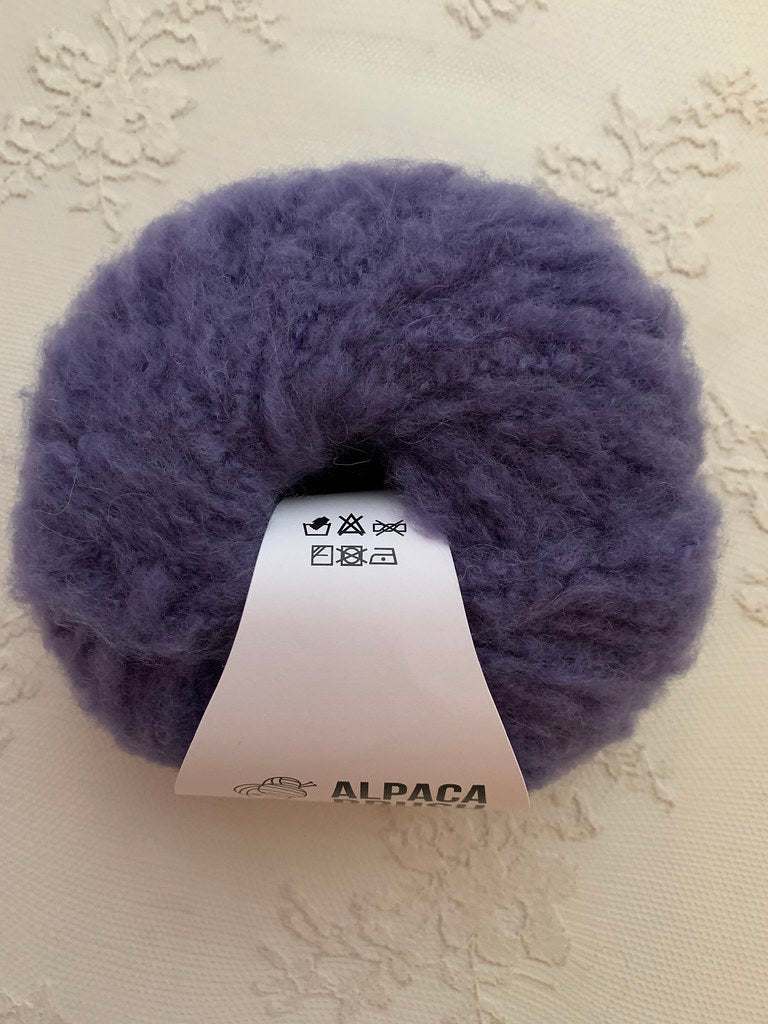 Bettaknit Alpaca Brush Indigo