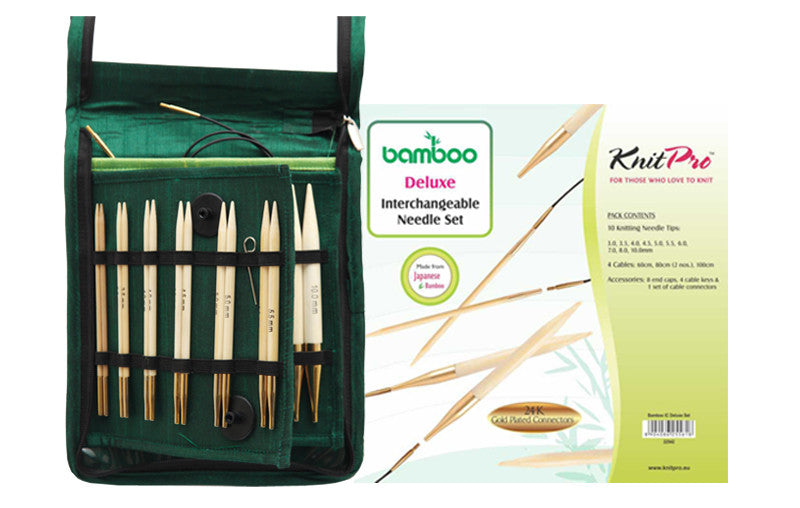 Bamboo Starter IC Set