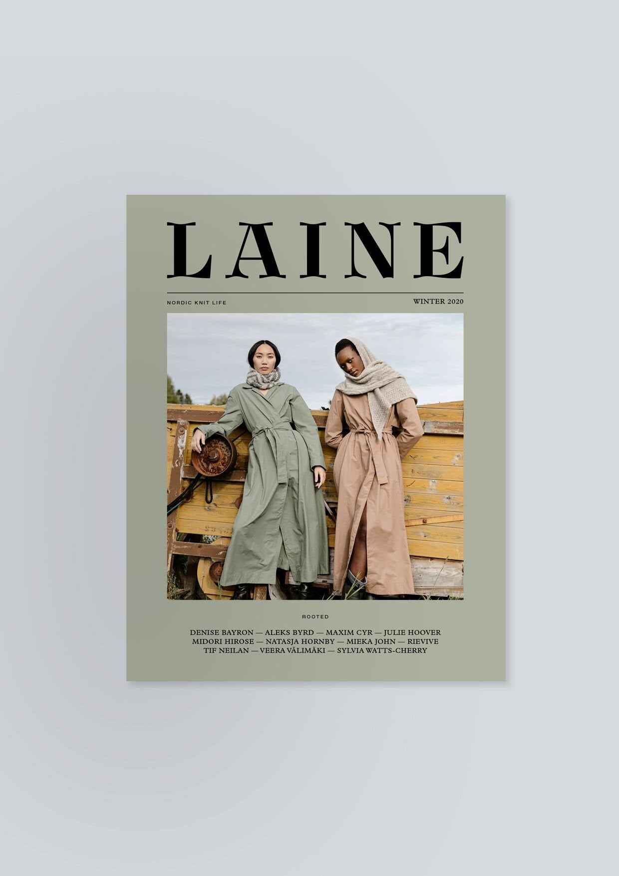Laine Issue 10 - Winter 2020