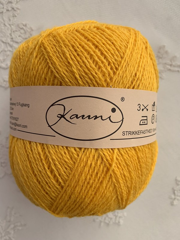 Kauni Wool 8/2 Solid