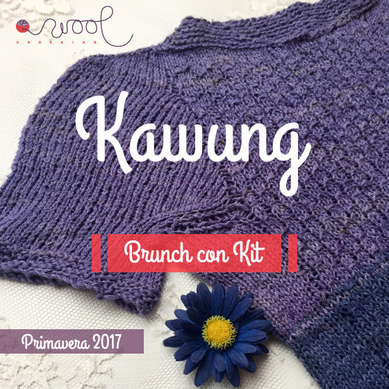 Kawung – Brunch con Kit – Wool Crossing Time Out: Primavera 2017