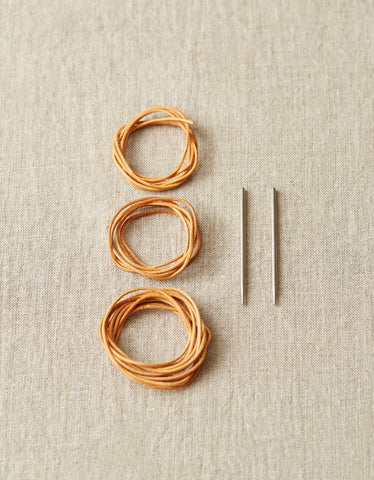 Coco Knits Leather Cord and Needle Stitch Holder Kit