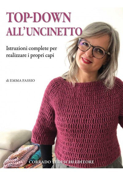 Top Down all'Uncinetto di Emma Fassio