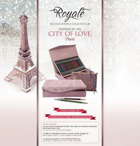 Knit Pro Set Royale - Limited Edition