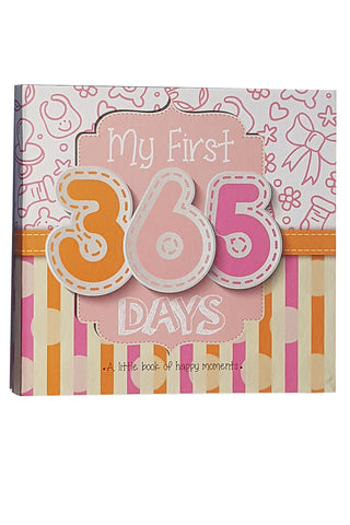 My First 365 Days - Girl