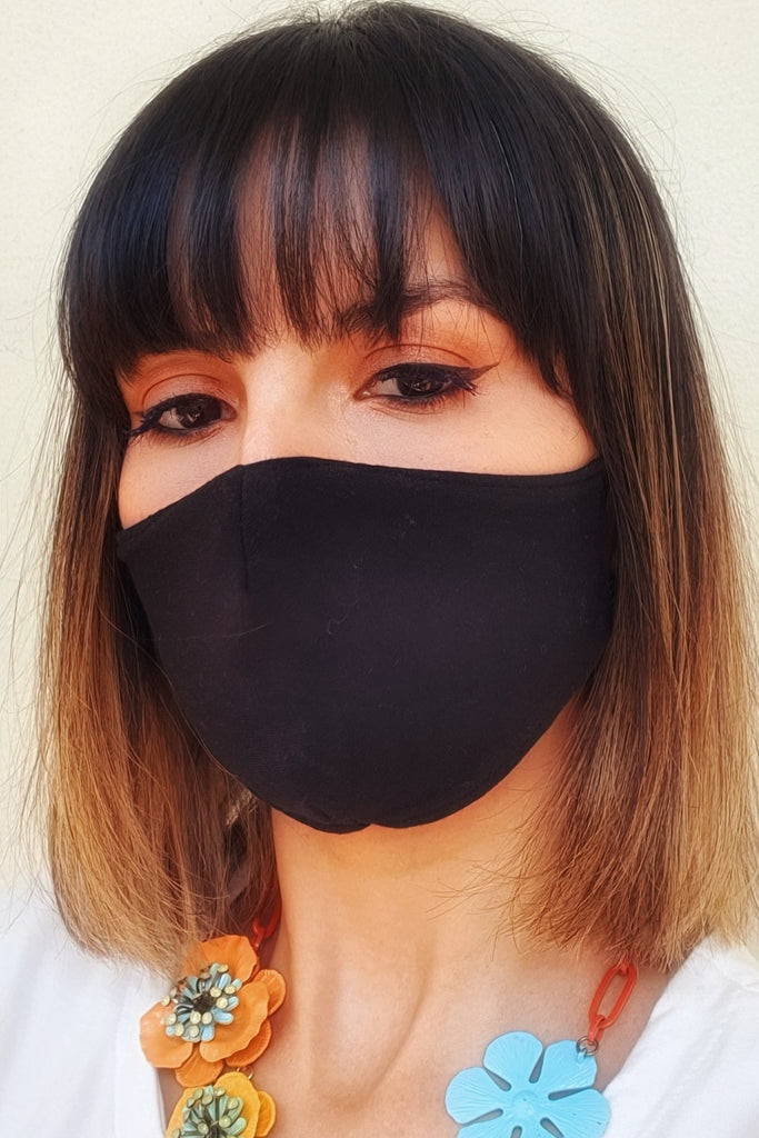 Washable Masks - Black