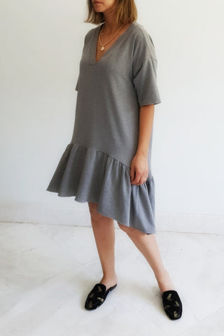 THE T-SHIRT DRESS