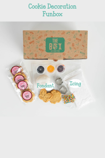 Cookie Decoration Funbox
