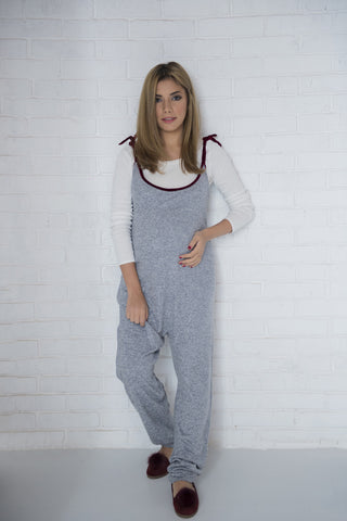 -THE CASHMERE ONESIE-