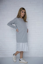 Load image into Gallery viewer, THE SWEATSHIRT DRESS