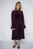 -The Velveteen Dress-