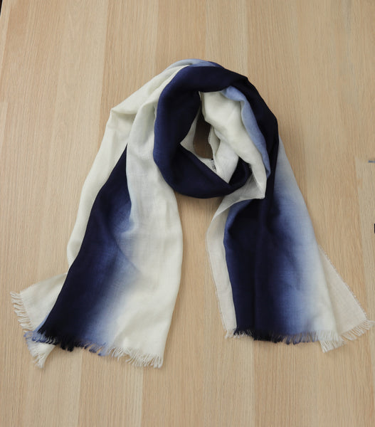 Dip Dye Luxe Scarf