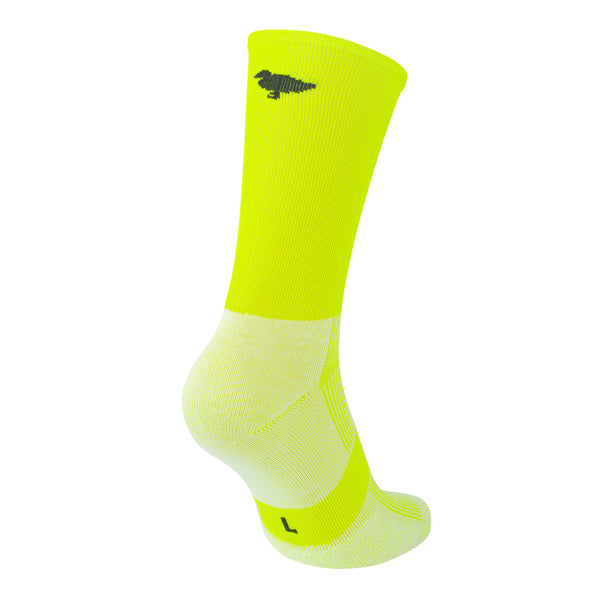 Flo Yellow Duck Socks