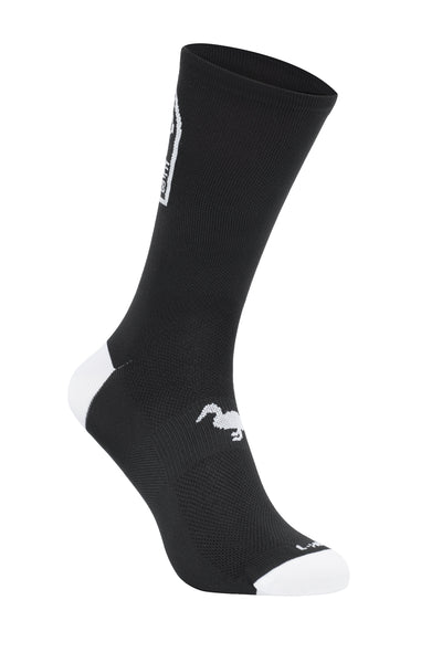 Ride Hard socks (black)