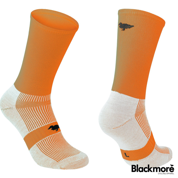 Orange Socks Twin Pack