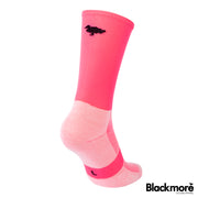 Flo Pink Duck Socks