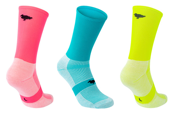 Flo Sock Triple Pack