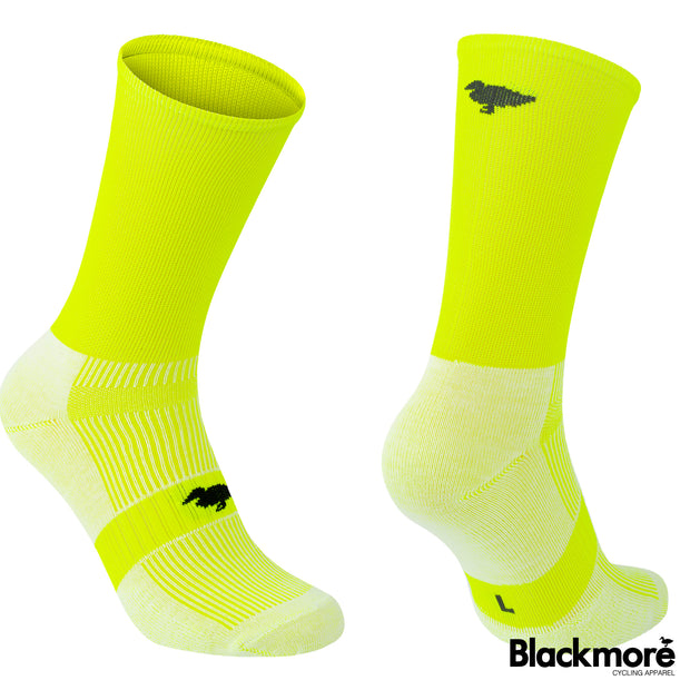 Flo Yellow Socks Twin Pack
