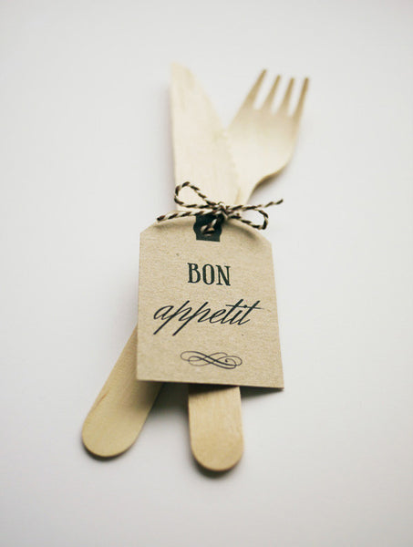 Bon Appetit Tag - Free Download
