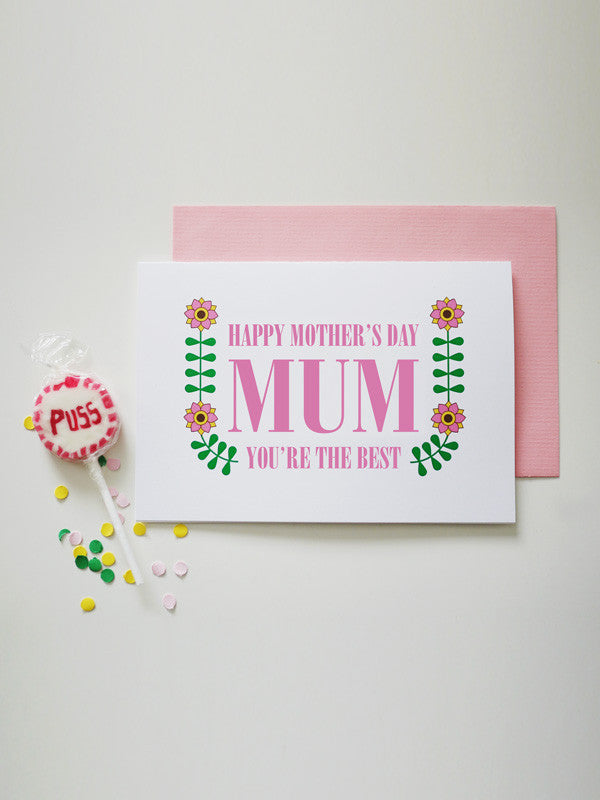 Mother's Day Card - Free Download