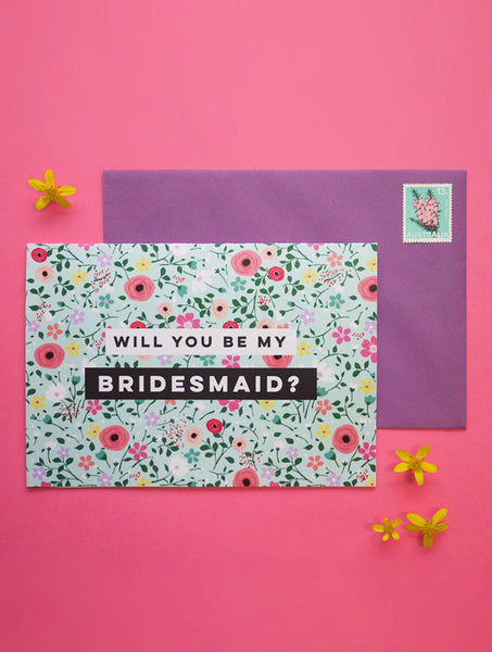Be My Bridesmaid? - Free Download