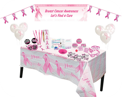 Breast Cancer Awareness Box