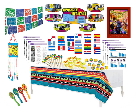Hispanic Heritage Month Box