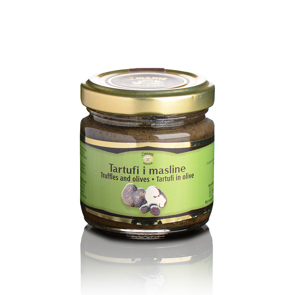Sauces with Truffles Truffles & Olives - Zigante Tartufi Online Shop, Truffle Shop, Truffle Products
