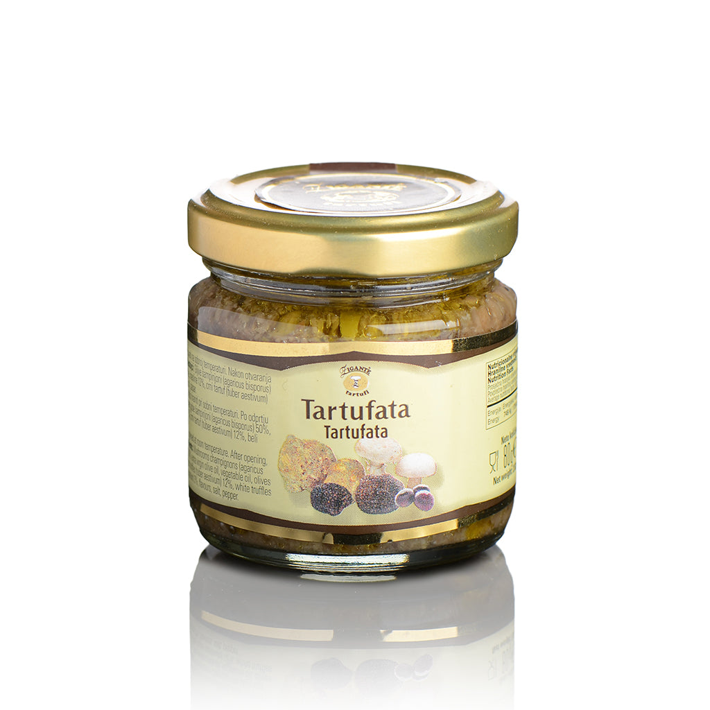 Sauces with Truffles Tartufata - Zigante Tartufi Online Shop, Truffle Shop, Truffle Products