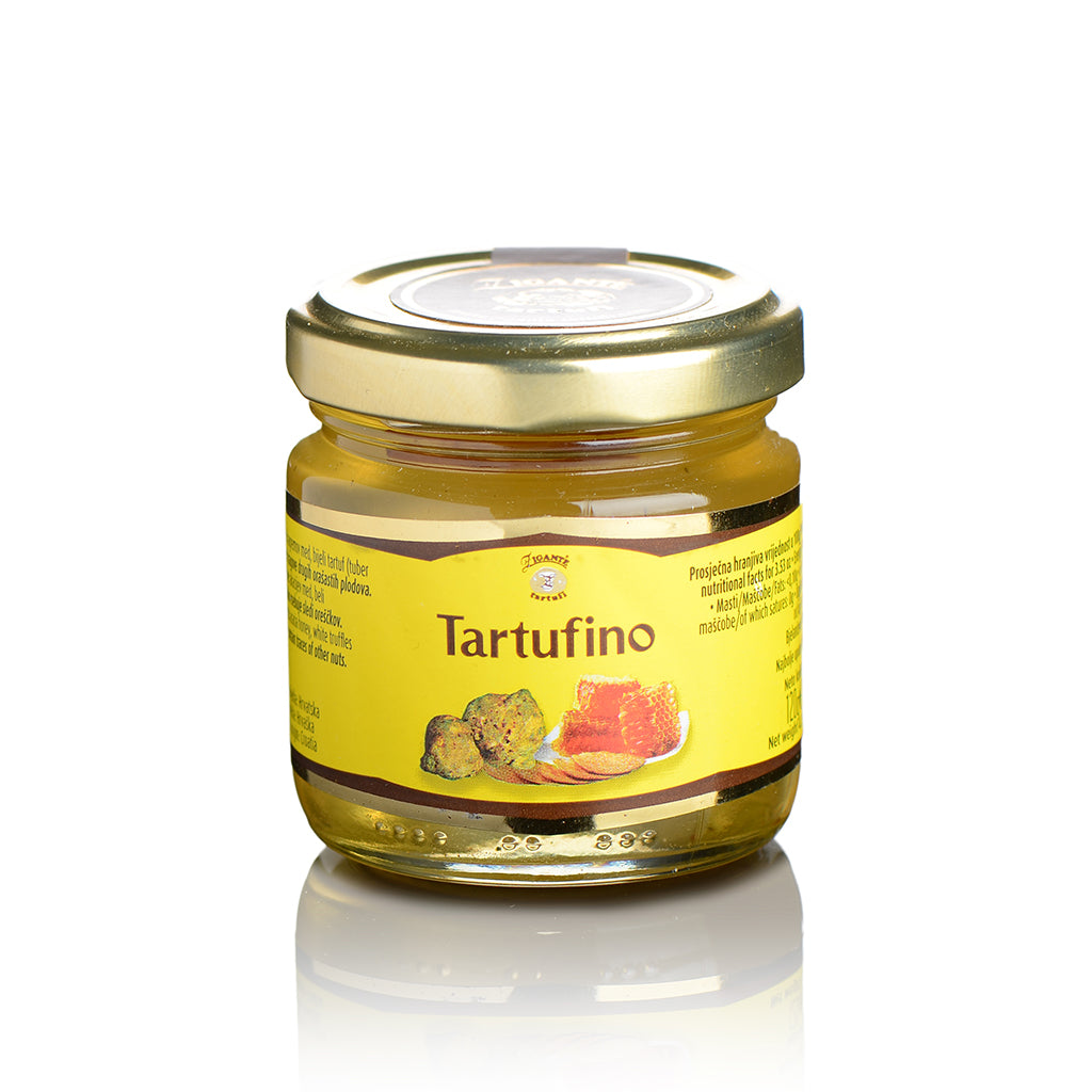 Specialties with Truffles Honey with white truffle - Zigante Tartufi Online Shop, Truffle Shop, Truffle Products
