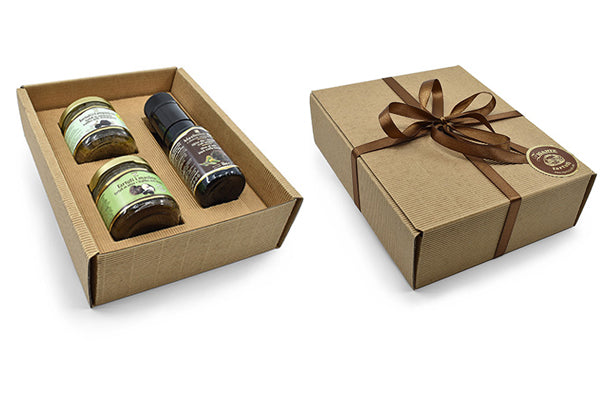 Gift packs Gift box 3 - Zigante Tartufi Online Shop, Truffle Shop, Truffle Products