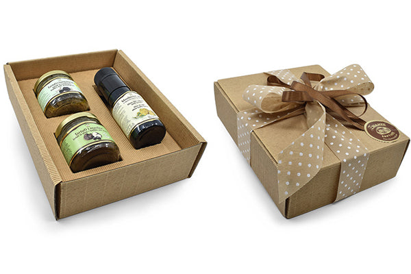 Gift packs Gift box 4 - Zigante Tartufi Online Shop, Truffle Shop, Truffle Products