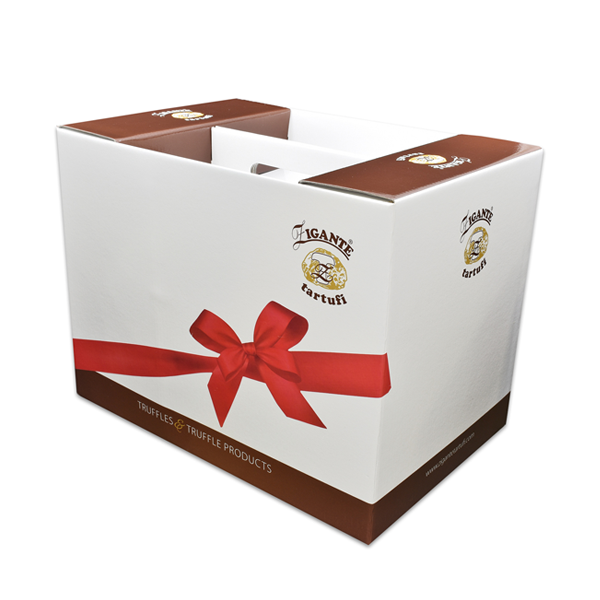Gift packs WELCOME DEGUSTATION SET - Zigante Tartufi Online Shop, Truffle Shop, Truffle Products