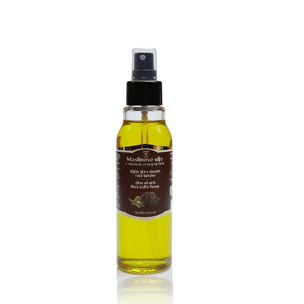 Olive oils Black Truffle oil Spray - Zigante Tartufi Online Shop, Truffle Shop, Truffle Products