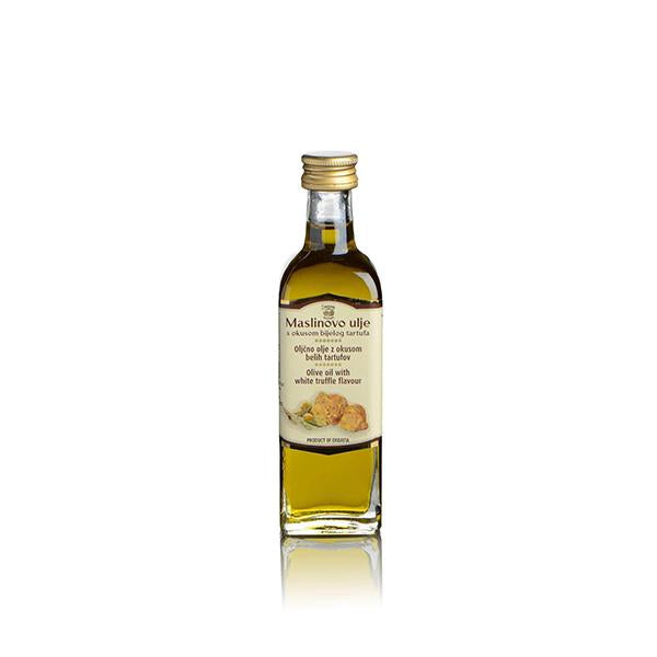 Olive oils Olive oil with White truffle flavour - Zigante Tartufi Online Shop, Truffle Shop, Truffle Products