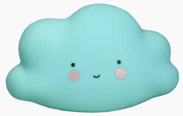 mini cloud light - blue