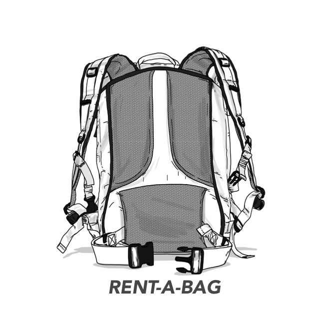 The Rent-A-Bag Service