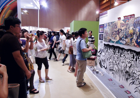 Korea Handmade Fair - Art