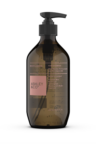 Wash Locks Peppy & Lucent - Shampoo