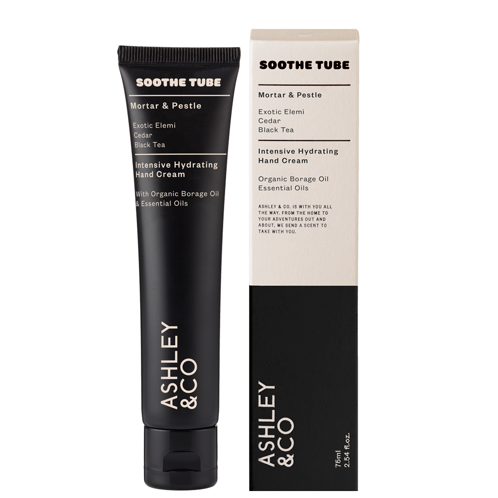 Soothe Tube Hand Cream Gone Green