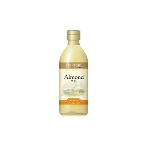 Spectrum Naturals Sweet Refined Almond Oil (12x16 Oz) - Zymotic