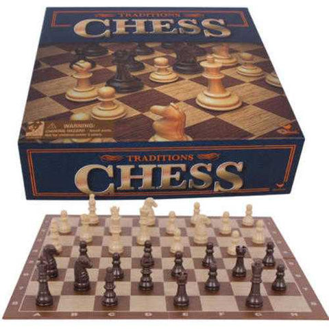 Case of [24] Traditions' Chess Set - Zymotic