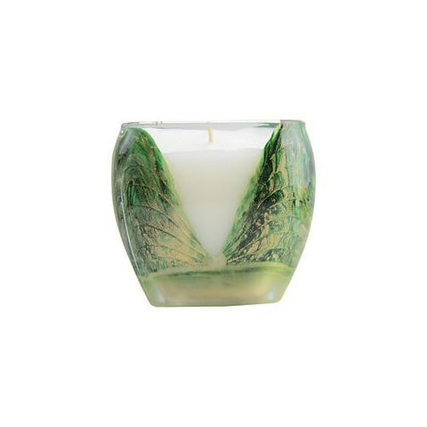 WREATH GREEN CASCADE CANDLE by  (UNISEX) - Zymotic