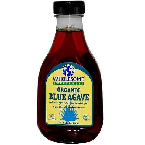 Wholesome Sweetners Blue Agave ( 6x11.75 Oz) - Zymotic